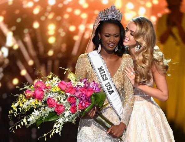 «Мисс США» стала военнослужащая из Вашингтона