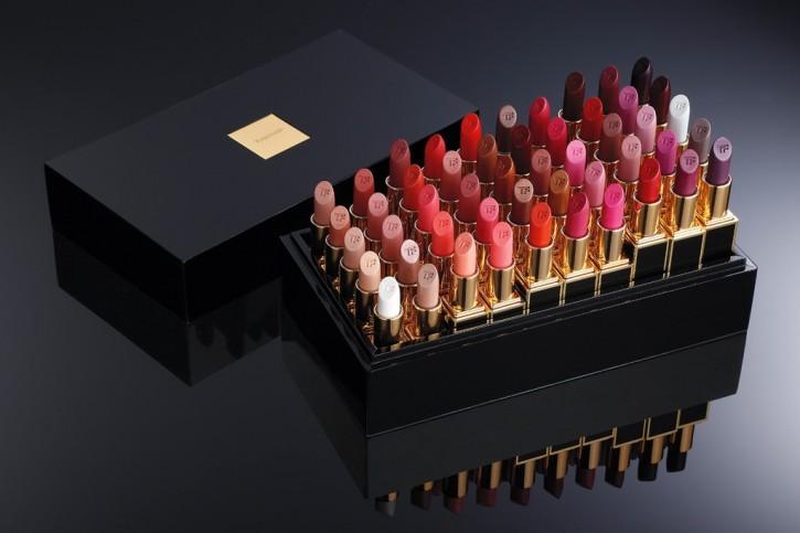 Tom Ford посвятил осеннюю коллекцию макияжа ароматам-бестселлерам
