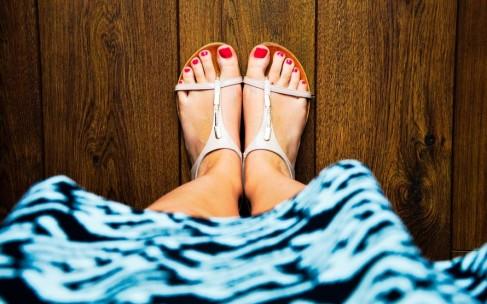 С легкой ноги: 10 пар самых красивых сандалий