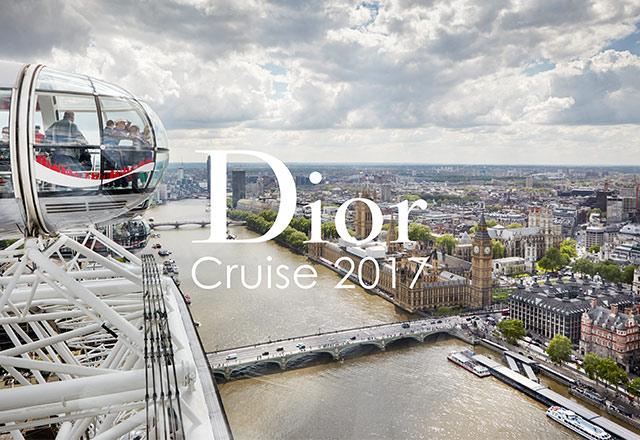 Dior Cruise 2017: в ожидании креативного дизайнера