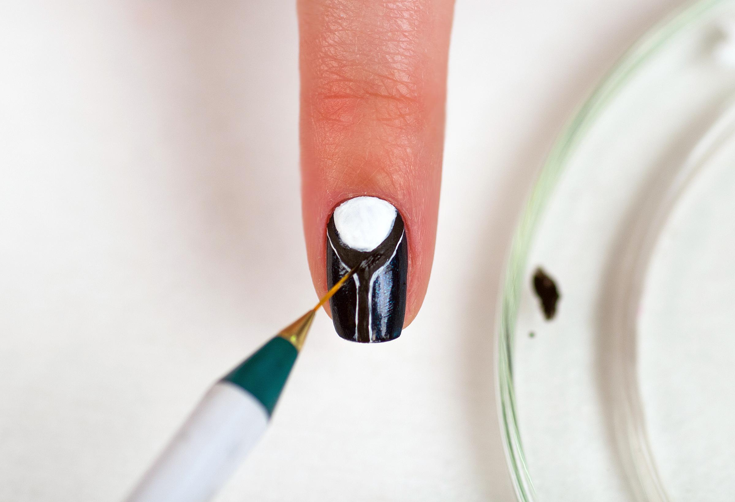 Дизайн ногтей прорисовка фото