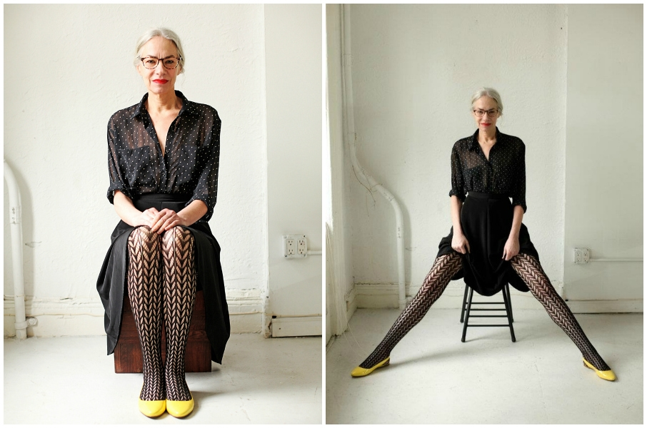 работа моделью для женщин за 50 лет