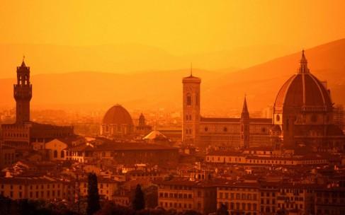Итальянские каникулы — Флоренция