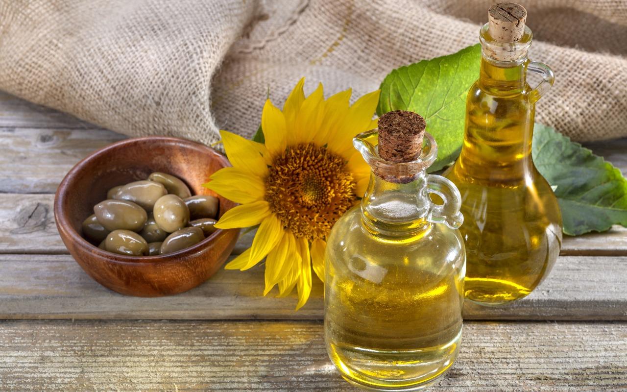 maslo-olivki-cvetok-podsolnuh