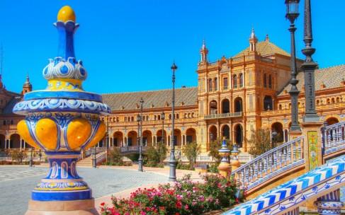 Испанские каникулы — Севилья