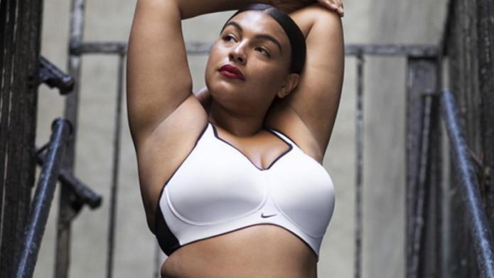 Nike выбирает plus size моделей