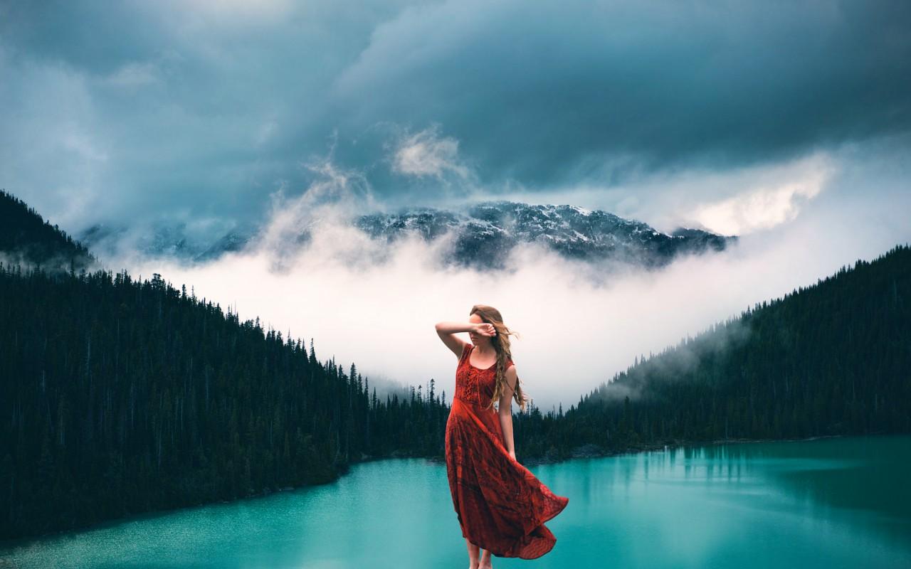 Уникальные озера