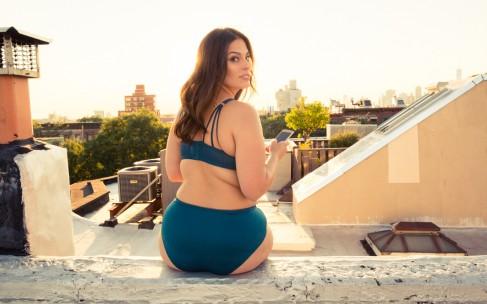 Эшли Грэм стала лицом H&M, в магазинах которого не представлена одежда plus size
