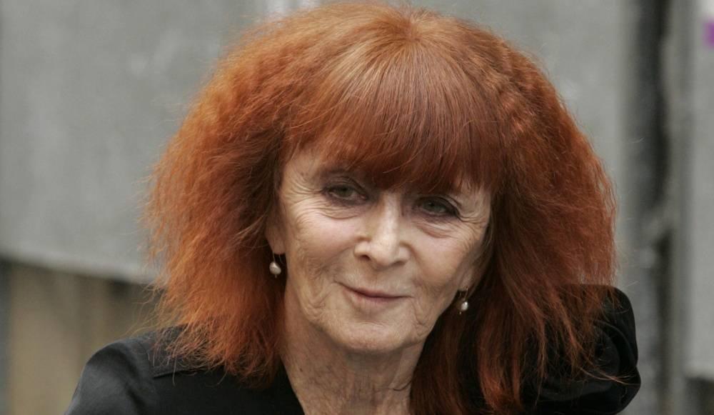 Умерла модельер Соня Рикель
