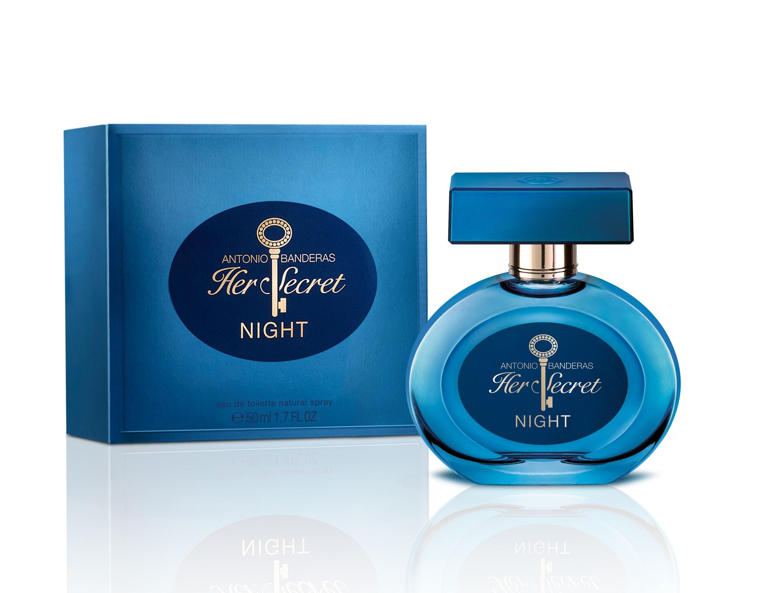 Новые ароматы «секретной» коллекции Антонио Бандераса