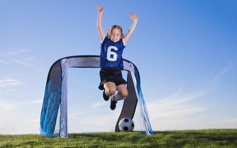 Спорт: как вырастить здорового малыша?