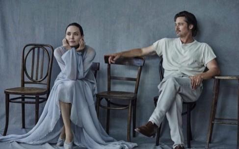 Почему Анджелина Джоли подала на развод?