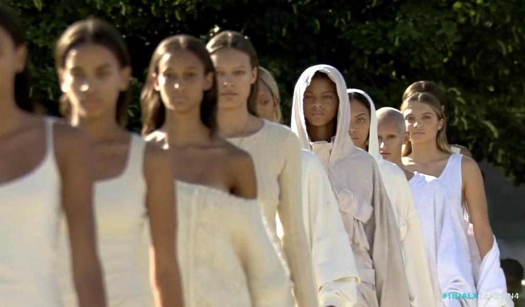 Неделя моды в Нью-Йорке: Канье Уэст и Yeezy Season 4