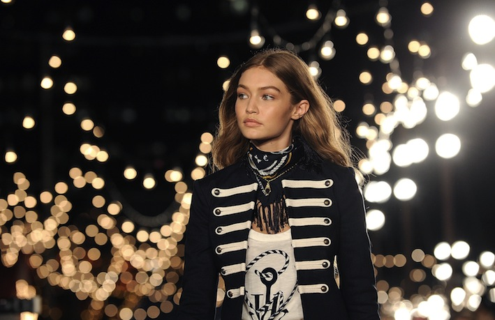 Неделя моды в Нью-Йорке: Tommy Hilfiger осень-зима 2016/17