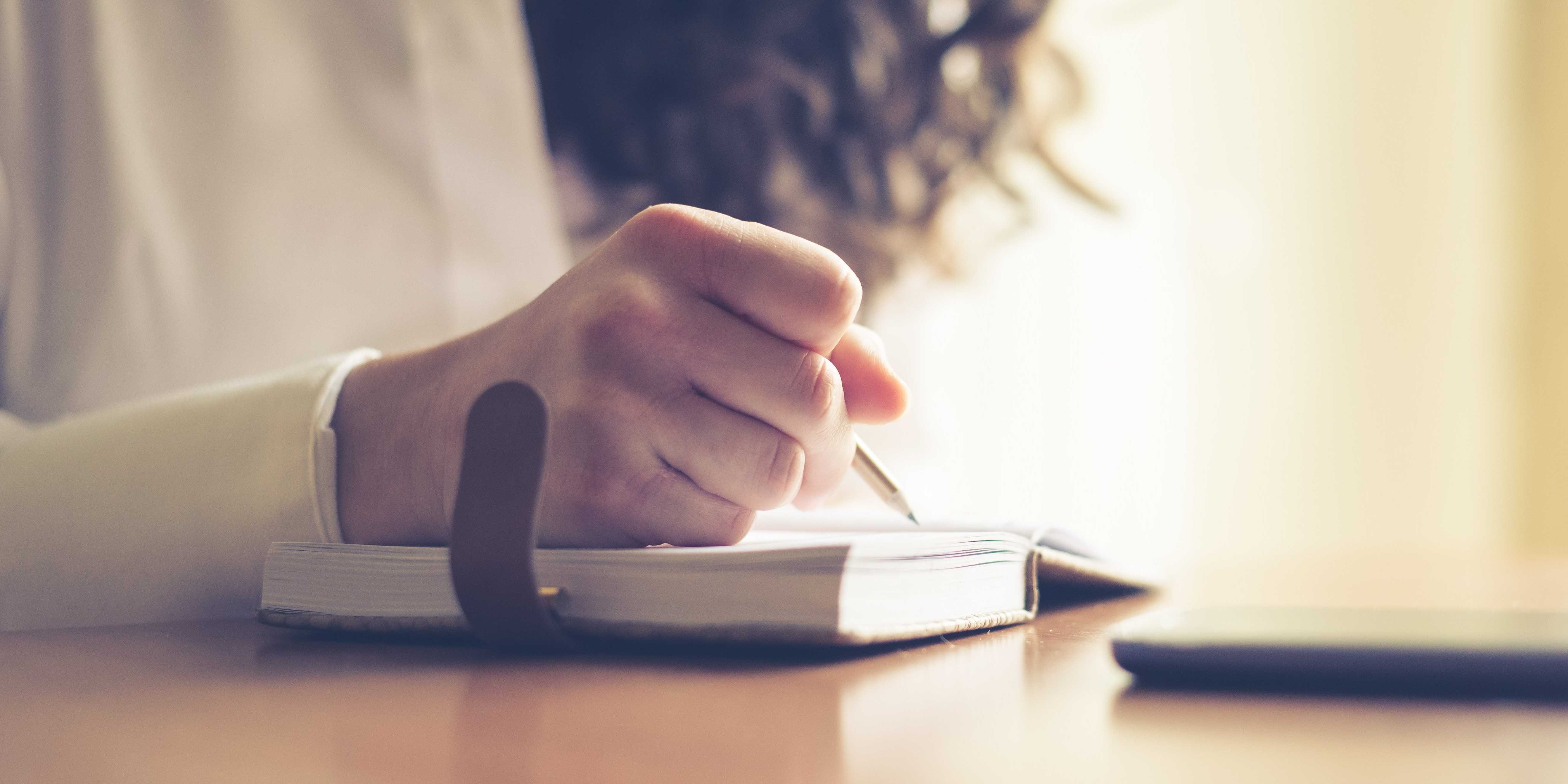 live person writing The tribute  written tributes are on my life and i do so in my daily encouragement ministry whenever a person who has been significant tips on writing and.