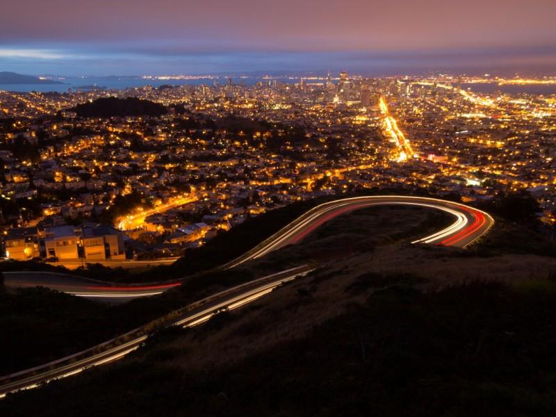 usa-san-francisco-city-night