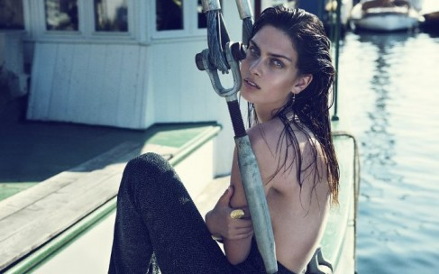 Секреты красоты модели Марии Палм