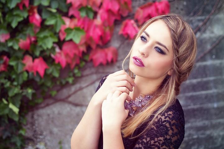 Пудровые оттенки — новый тренд в окрашивании русых волос