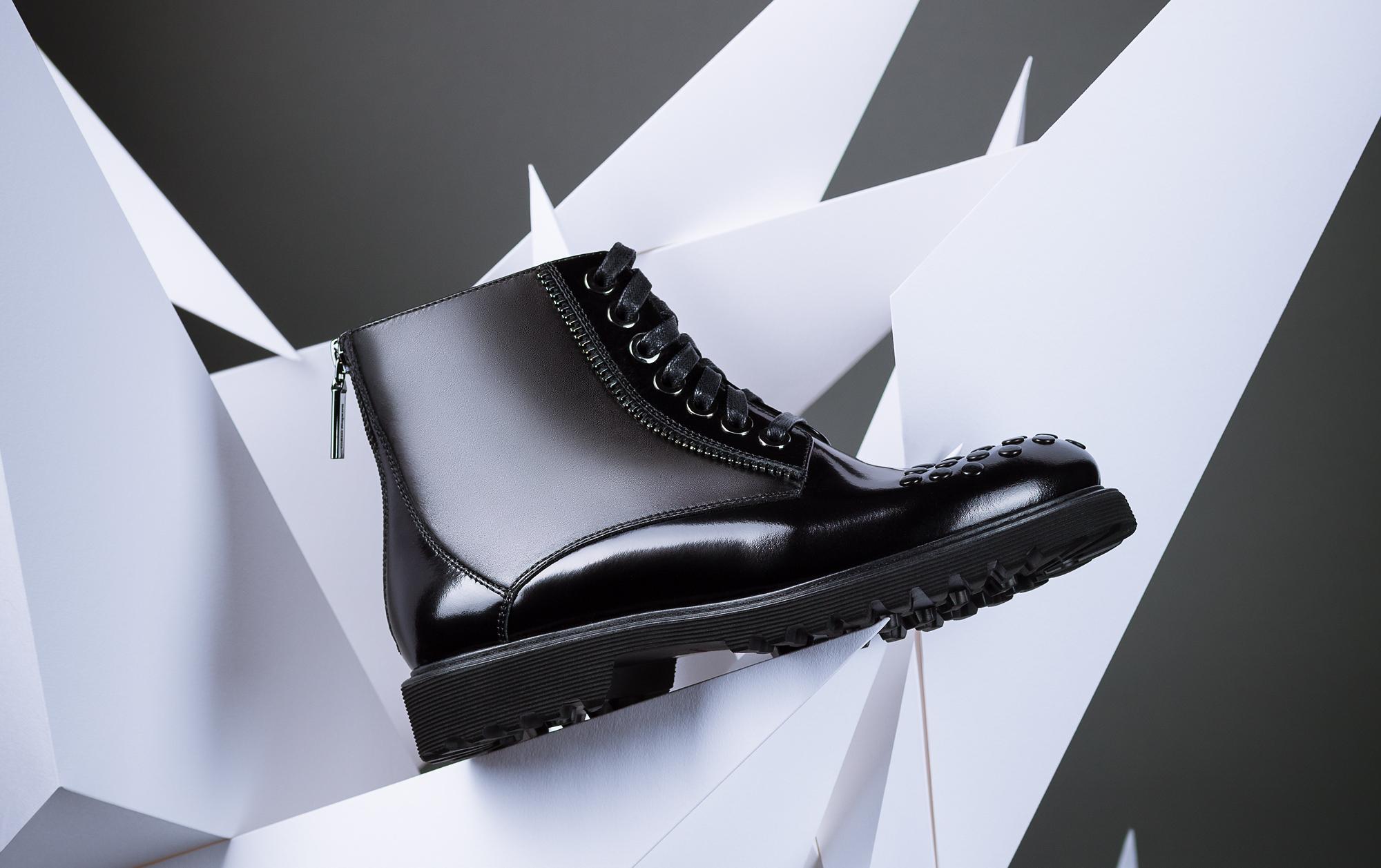 Брутальный стиль обуви