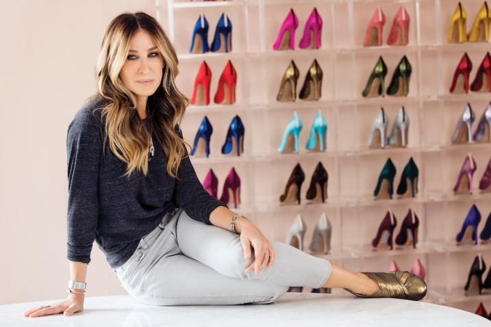 Коллекция обуви для вечеринок от Сары Джессики Паркер