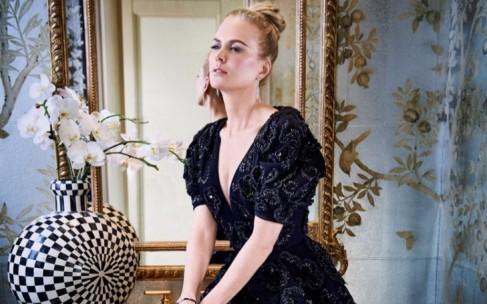Николь Кидман в нарядах Dior Haute Couture