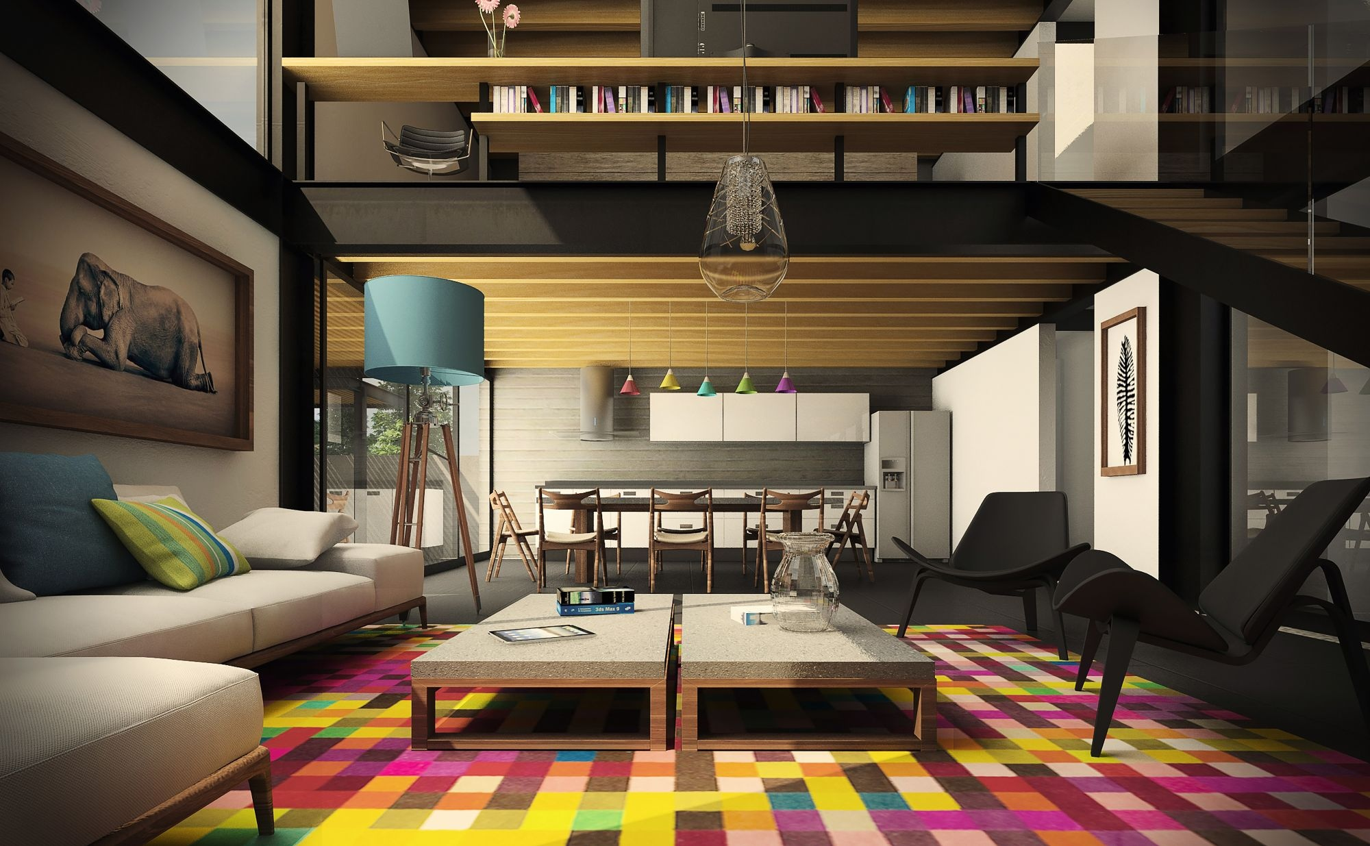 Awesome Mexican Style Living Rooms - plusarquitectura.info