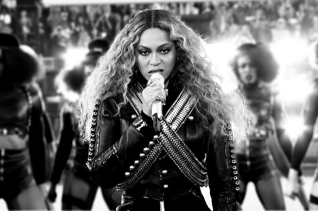 Beyonce или Эми Уайнхаус: угадай, кто снялся в новом клипе к «Оттенкам»?
