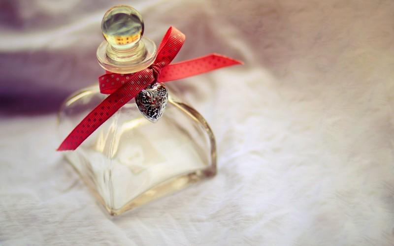 little-bottle-heart-ribbon-mood-hd-wallpaper