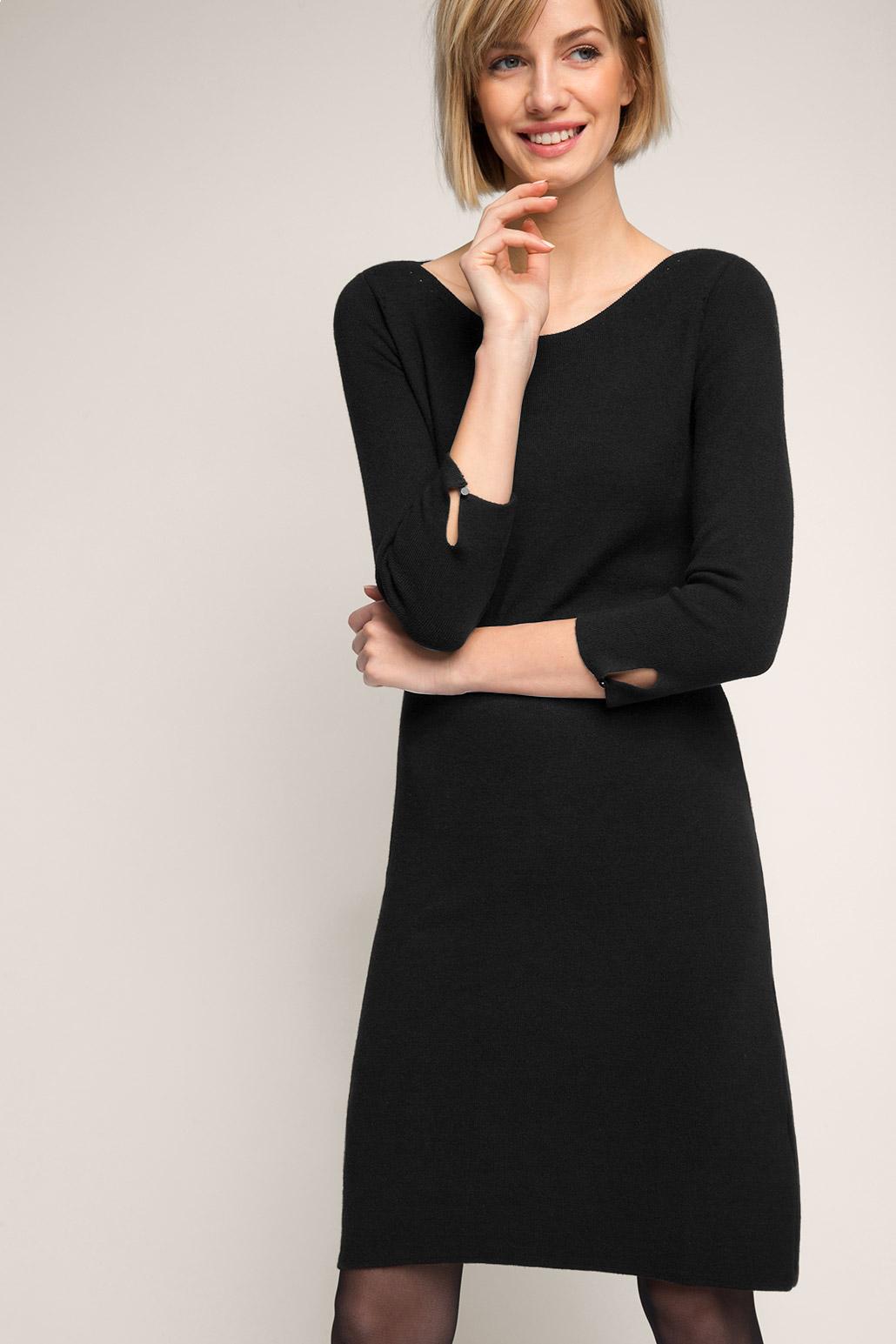 Трикотажные платья: как выбрать по фигуре, 50 идей