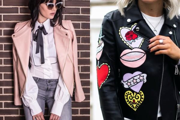 Какие кожаные куртки актуальны весной?