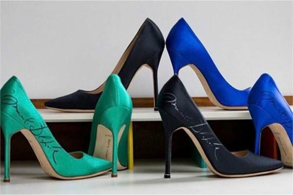 Коллекция обуви Manolo Blahnik&Vêtements была распродана всего за несколько часов!