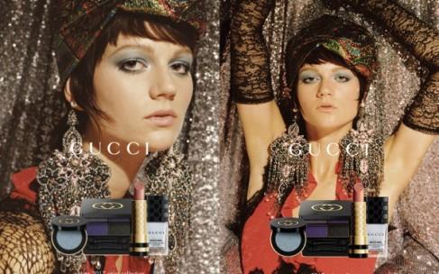 Магнетизм весенней коллекции Gucci Beauty