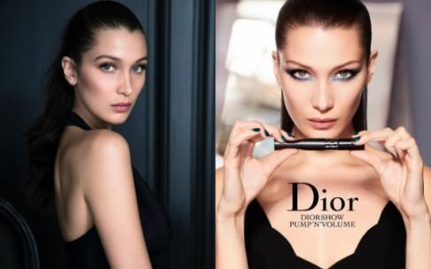 Белла Хадид и Dior Make Up