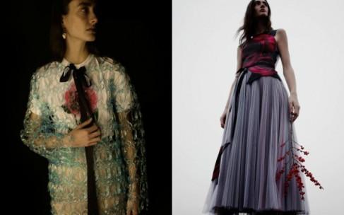 Модная коллекция «Красавица и чудовище»