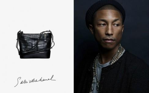 Первый мужчина в истории Chanel