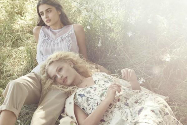 Романтичная коллекция H&M