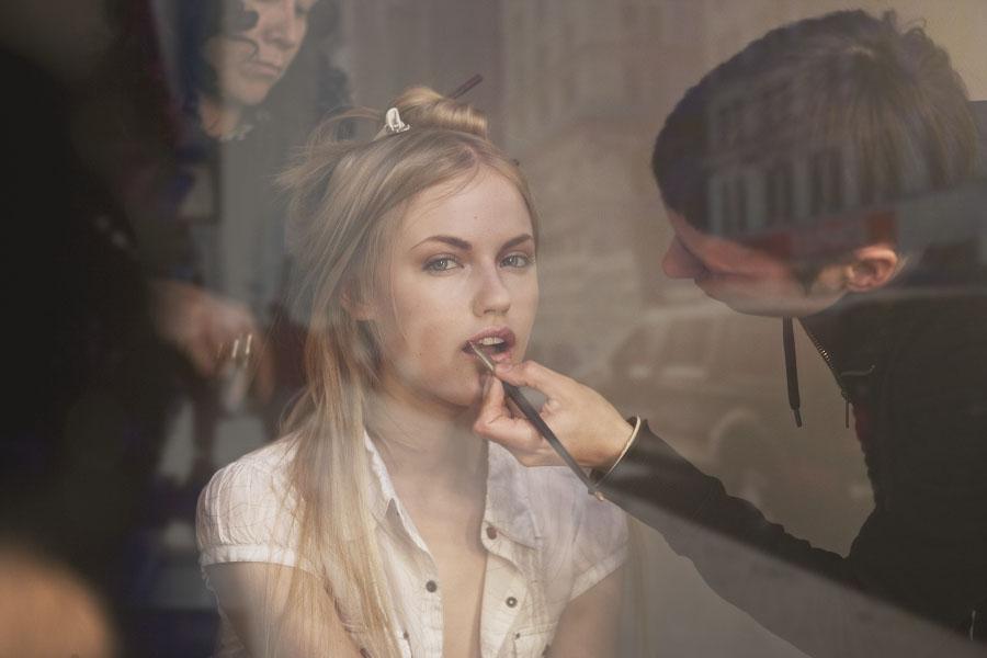 Звезды макияжа любимцы визажистов