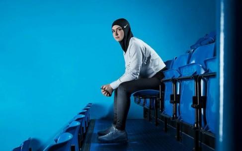 Nike представил первый спортивный хиджаб