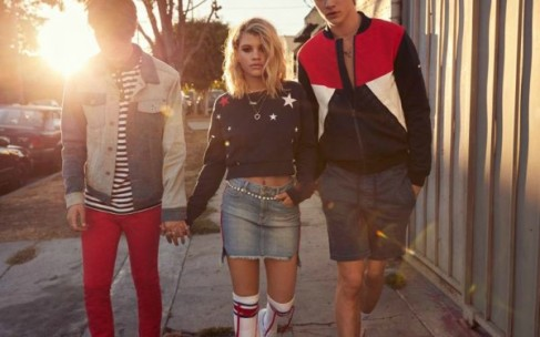Tommy Hilfiger кампания Tommy Jeans