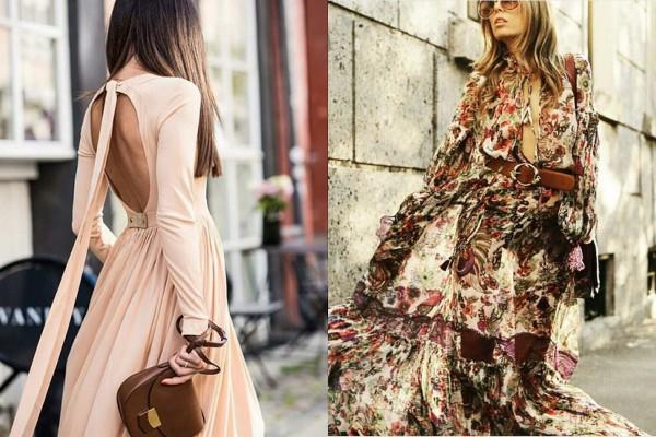 Прозрачные платья к весне