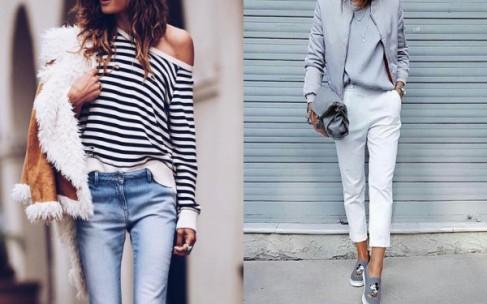 Модные комбинации к весне