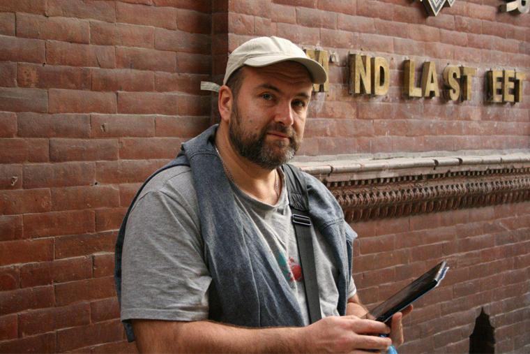 Дмитрий Раевский интервью in