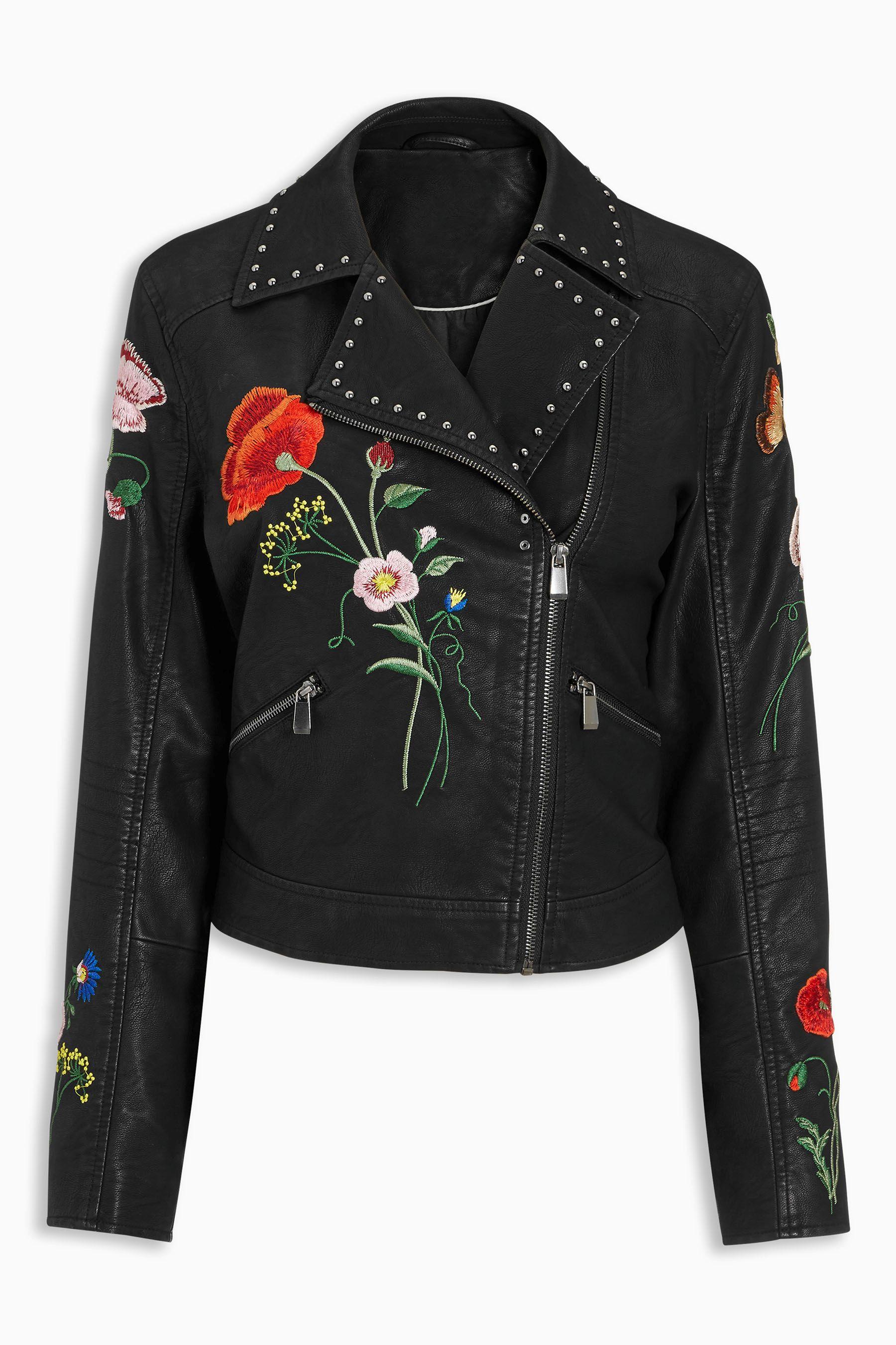 Вышивка на куртках в Москве, сделать вышивку бисером в Ателье 50