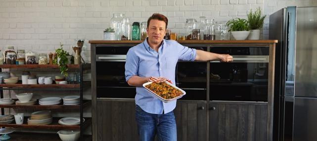 Джейми Оливер вдохновит на создание блюд по любимым рецептам