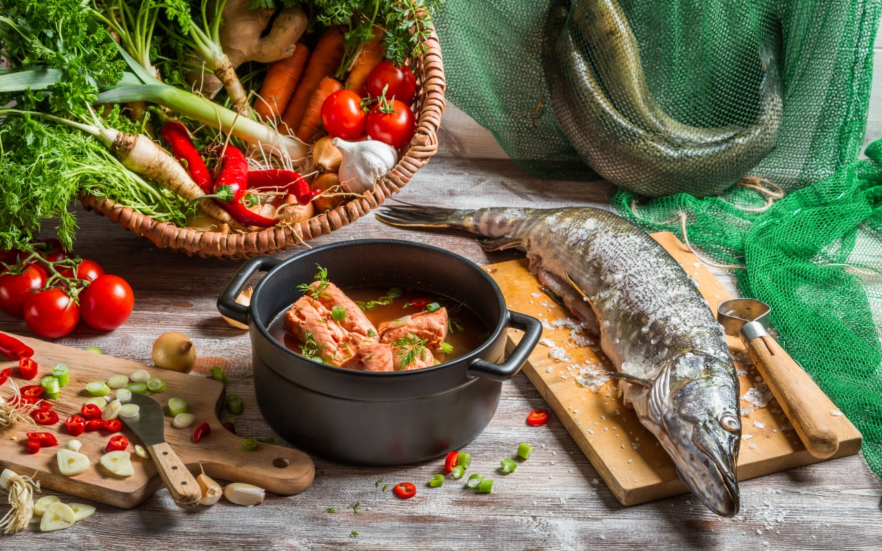 Что будет, если есть рыбу каждый день?