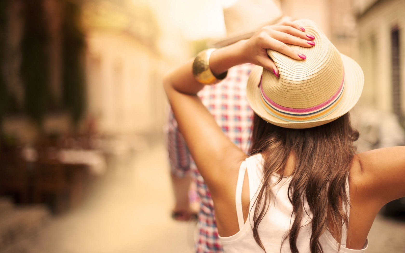 mood-girl-bracelet-hat-hd-wallpaper