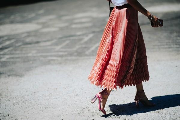 Street style в Риме