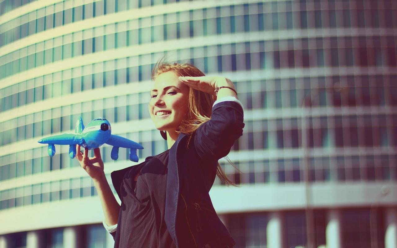 Как справиться с боязнью самолетов?