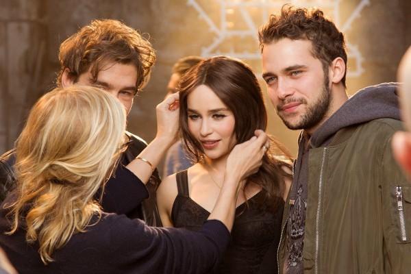 Dolce & Gabbana выбрал Кита Харингтона и Эмили Кларк