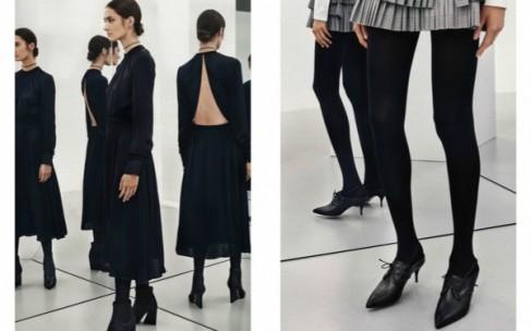 Zara Studio осень-зима 2017-2018